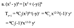 HSSlive Plus One Maths Chapter Wise Previous Questions Chapter 8 Binomial Theorem 19