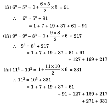 Cubes and Cube Roots NCERT Extra Questions for Class 8 Maths Q14.2