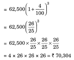 NCERT Solutions for Class 8 Maths Chapter 8 Comparing Quantities Ex 8.3 Q1.3