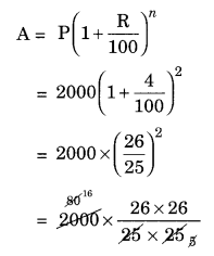 Comparing Quantities NCERT Extra Questions for Class 8 Maths Q10
