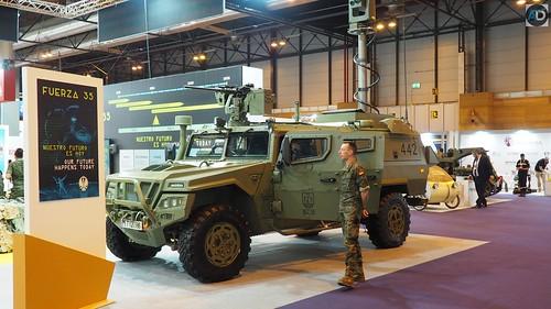 Vehículo militar