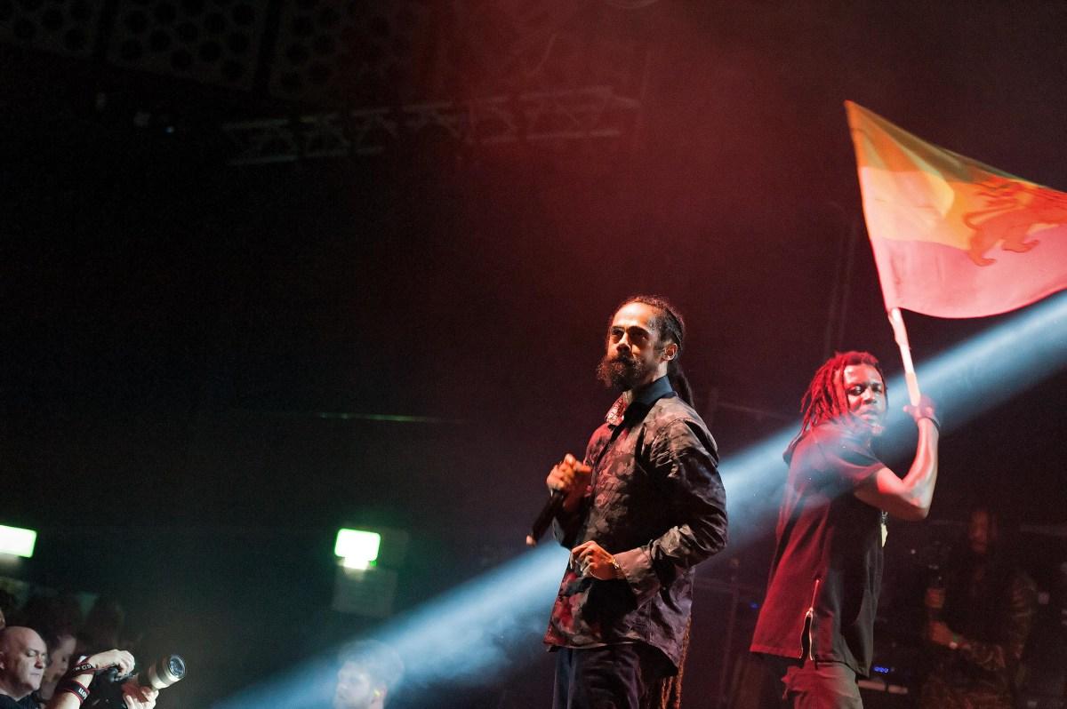 Damian Marley 01/06/2019 O2 Academy Bristol