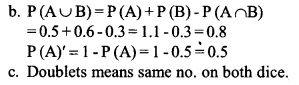 HSSlive Plus One Maths Chapter Wise Previous Questions Chapter 16 Probability 7
