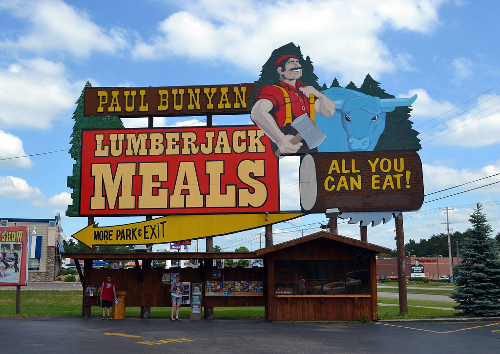 Paul Bunyan's Cook Shanty