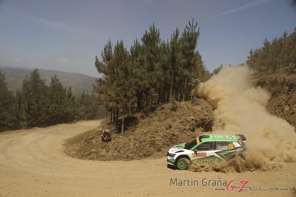 Rally Portugal WRC 2019 - Martín Graña