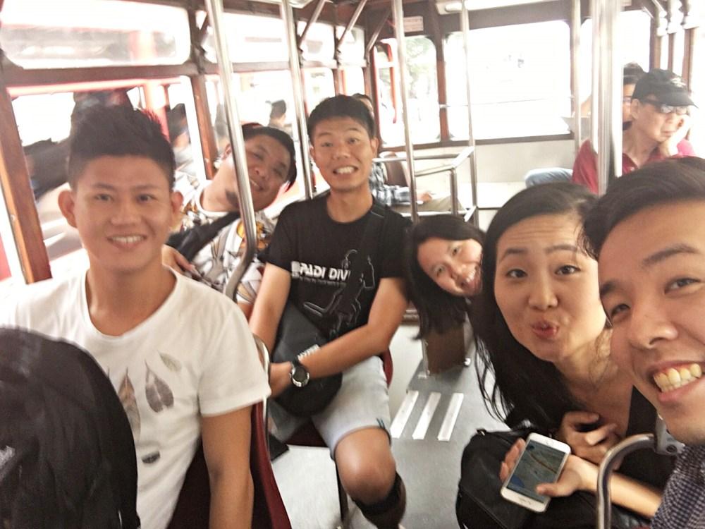 5 Nov 2015: Ding Ding Tram | Wan Chai, Hong Kong