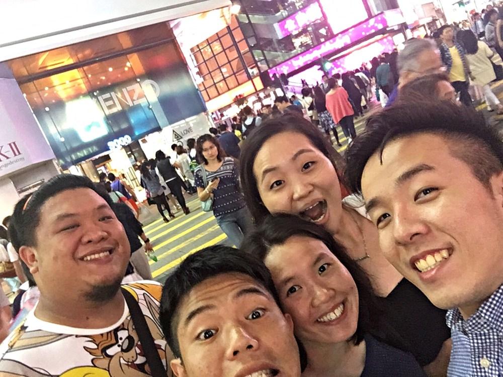 5 Nov 2015: Causeway Bay | Hong Kong