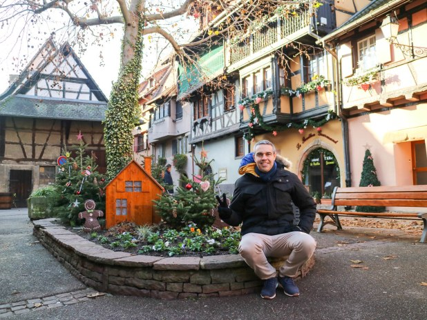 Viaje a Alsacia en navidad