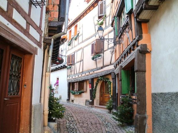 Que ver en Eguisheim
