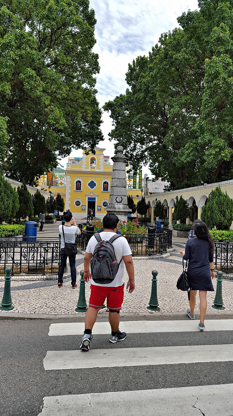 6 Nov 2015: Coloane Village | Macau, China