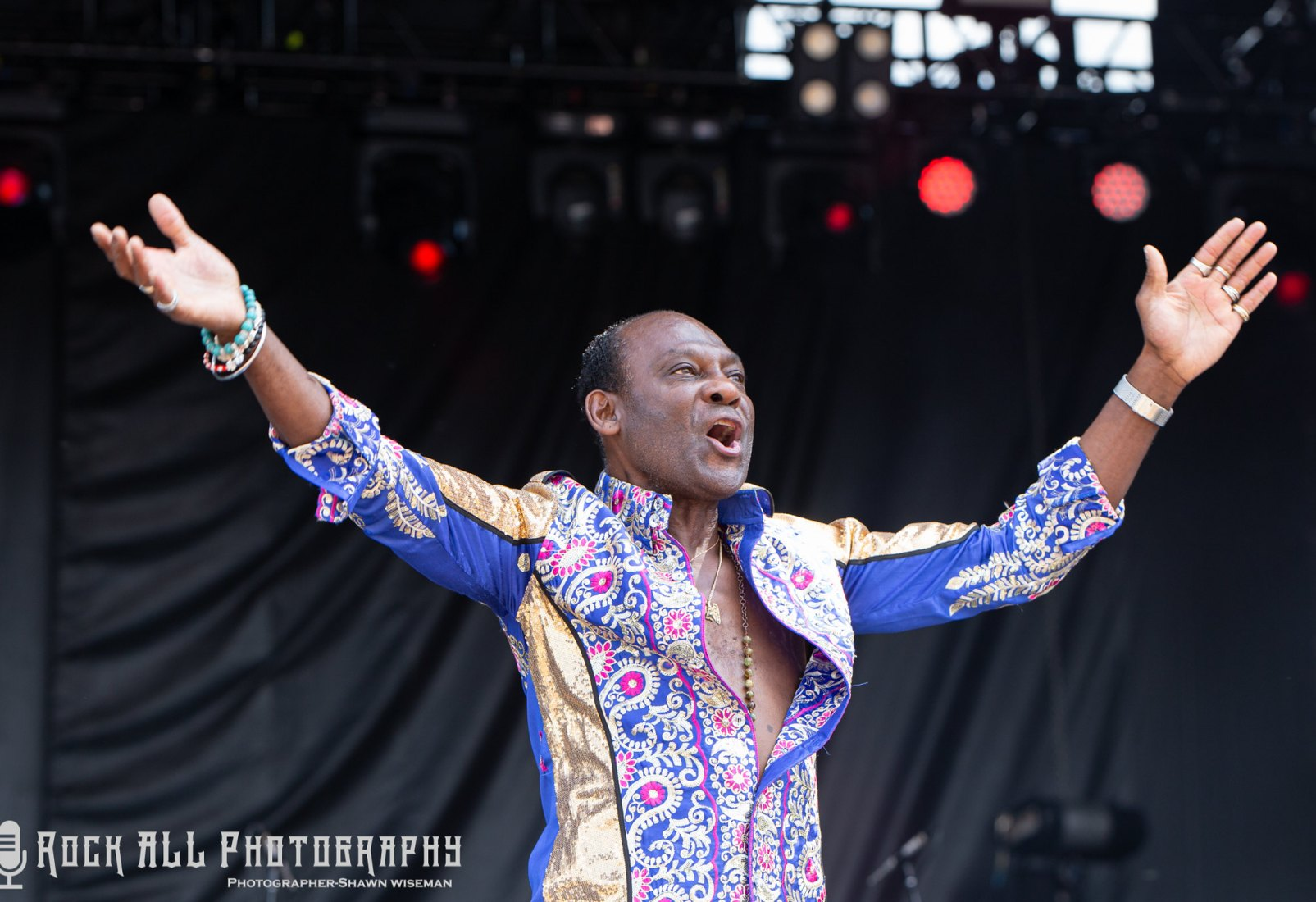 Kool & The Gang - Carb Day at Indianapolis Motor Speedway 2019