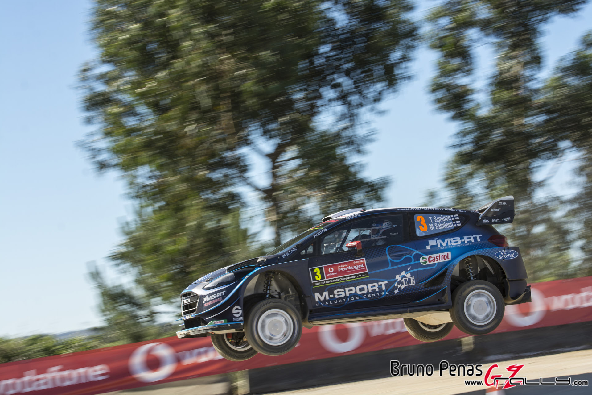 Rally Portugal WRC 2019 - Bruno Penas