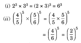 Exponents and Powers Class 8 Extra Questions Maths Chapter 12 Q4.1