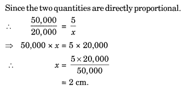 NCERT Solutions for Class 8 Maths Chapter 13 Direct and Inverse Proportions Q5.2