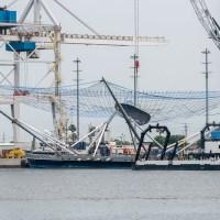 Cztery zdjęcia z Port Canaveral