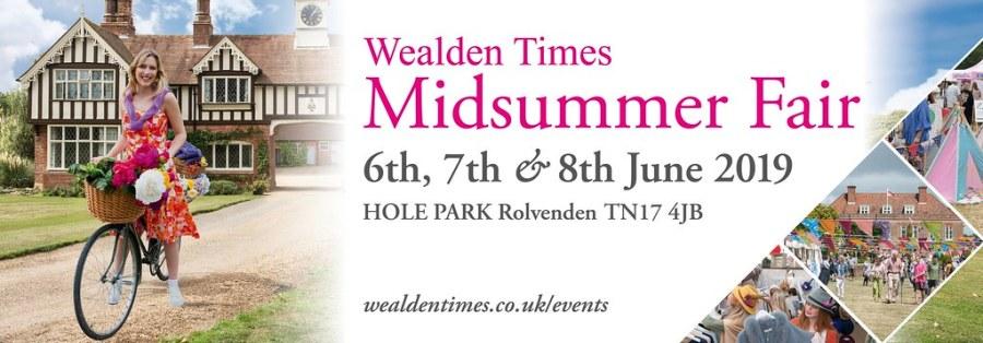 Wealden Time Summer Fair
