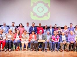 Emotivo homenaje de la Villa de Moya a los ganaderos y queseras del municipio