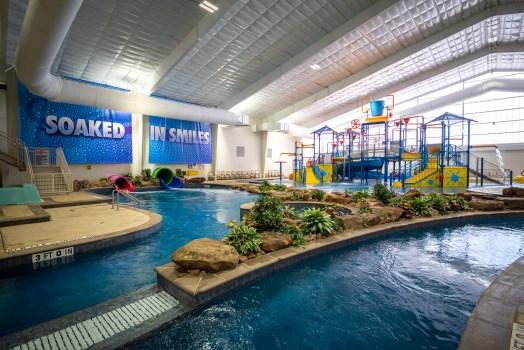 Allison Pools - Indoor Waterpark