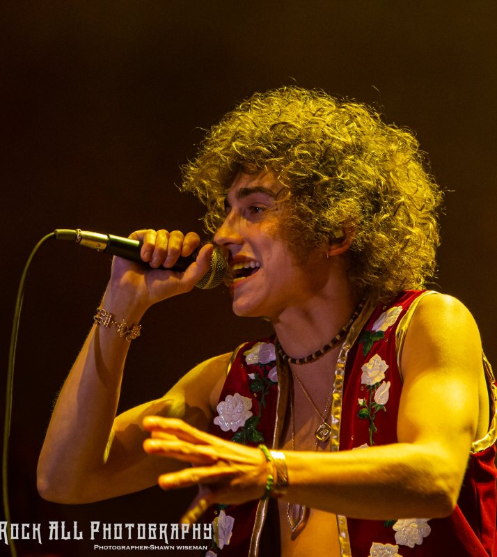 Greta Van Fleet - Bunbury Music Festival 2019