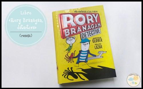 Libro Rory Branagan, detective. Reseña