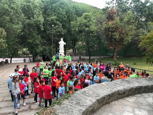 Campamento Rozas 2019