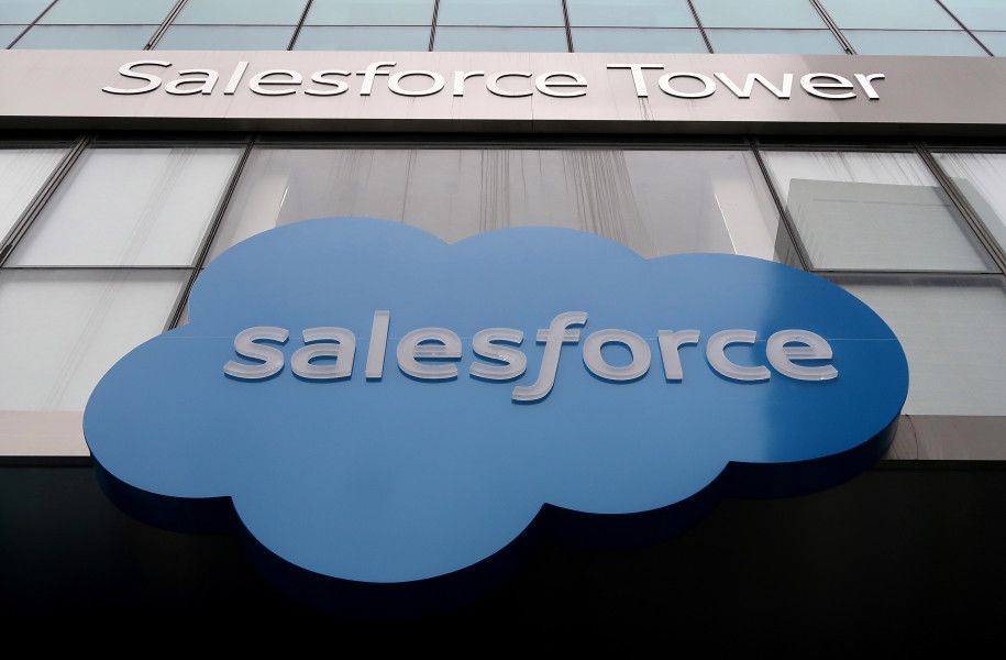 大數據新創公司開始收成!Salesforce以157億美元收購Tableau  創公司史上最高