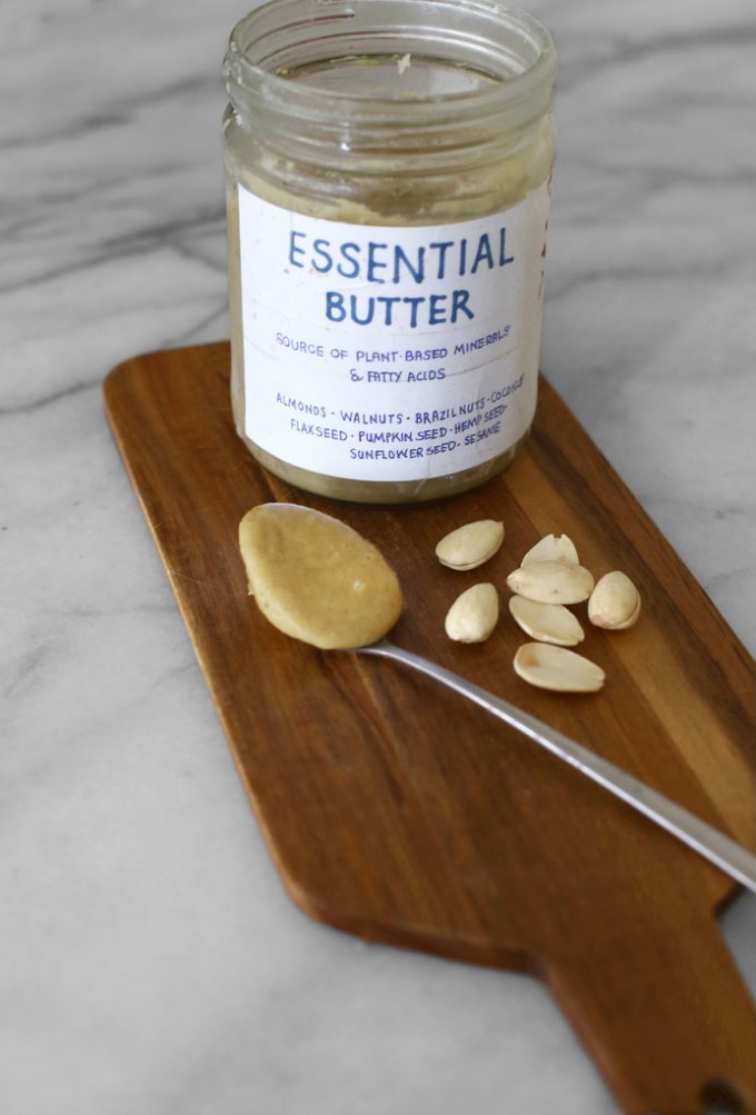 Essential Nut & Seed Butter