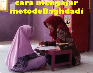 cara-mengajar-metode-al-baghdadiyah