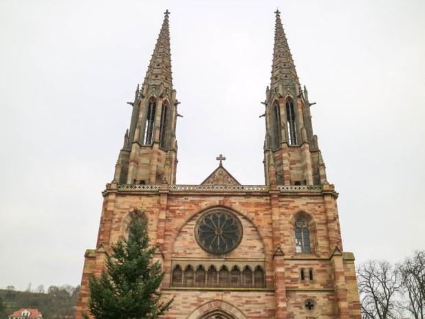 Iglesia de Obernai