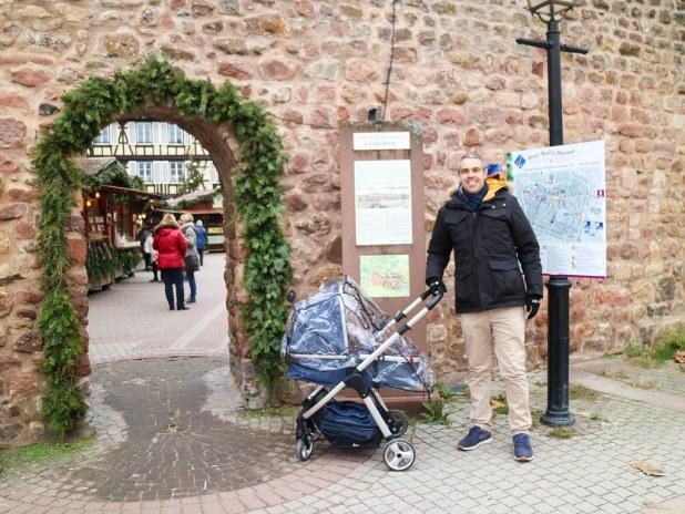 Viaje a Alsacia con bebé