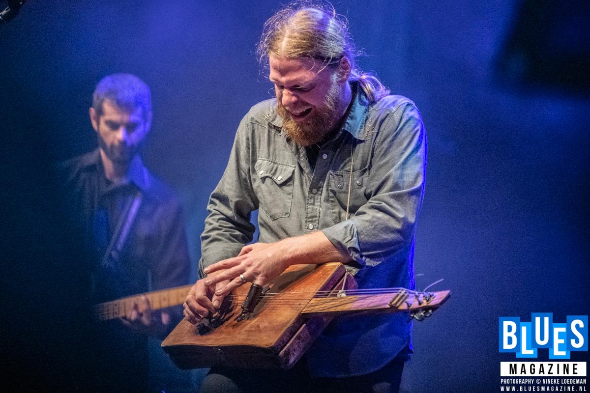 Ghost Town Blues Band @ Grolsch Blues Festival 2019-27