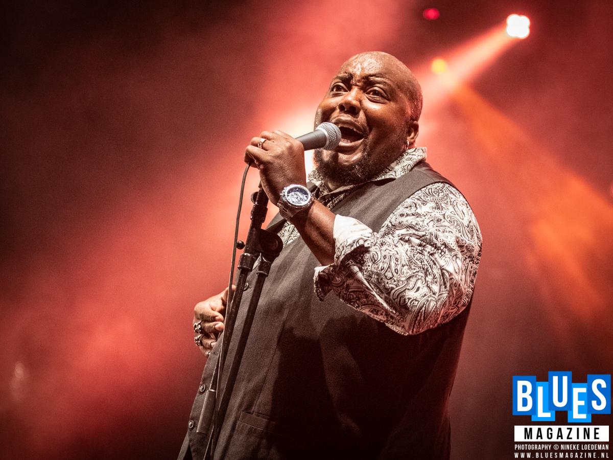Sugaray Rayford @ Grolsch Blues Festival 2019-8