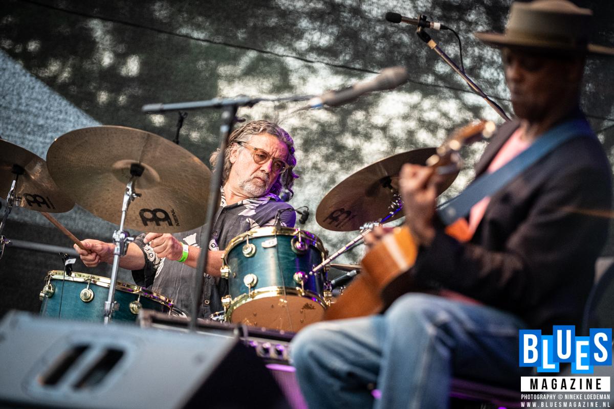 Eric Bibb & Band @ Grolsch Blues Festival 2019-16
