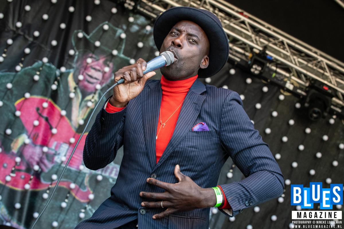 Afro Blues Project ft. Randolph Matthews @ Grolsch Blues Festival 2019-3