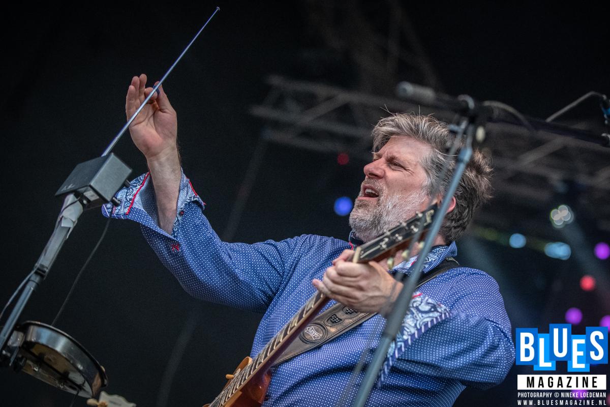 The Paul DesLauriers Band @ Grolsch Blues Festival 2019-21