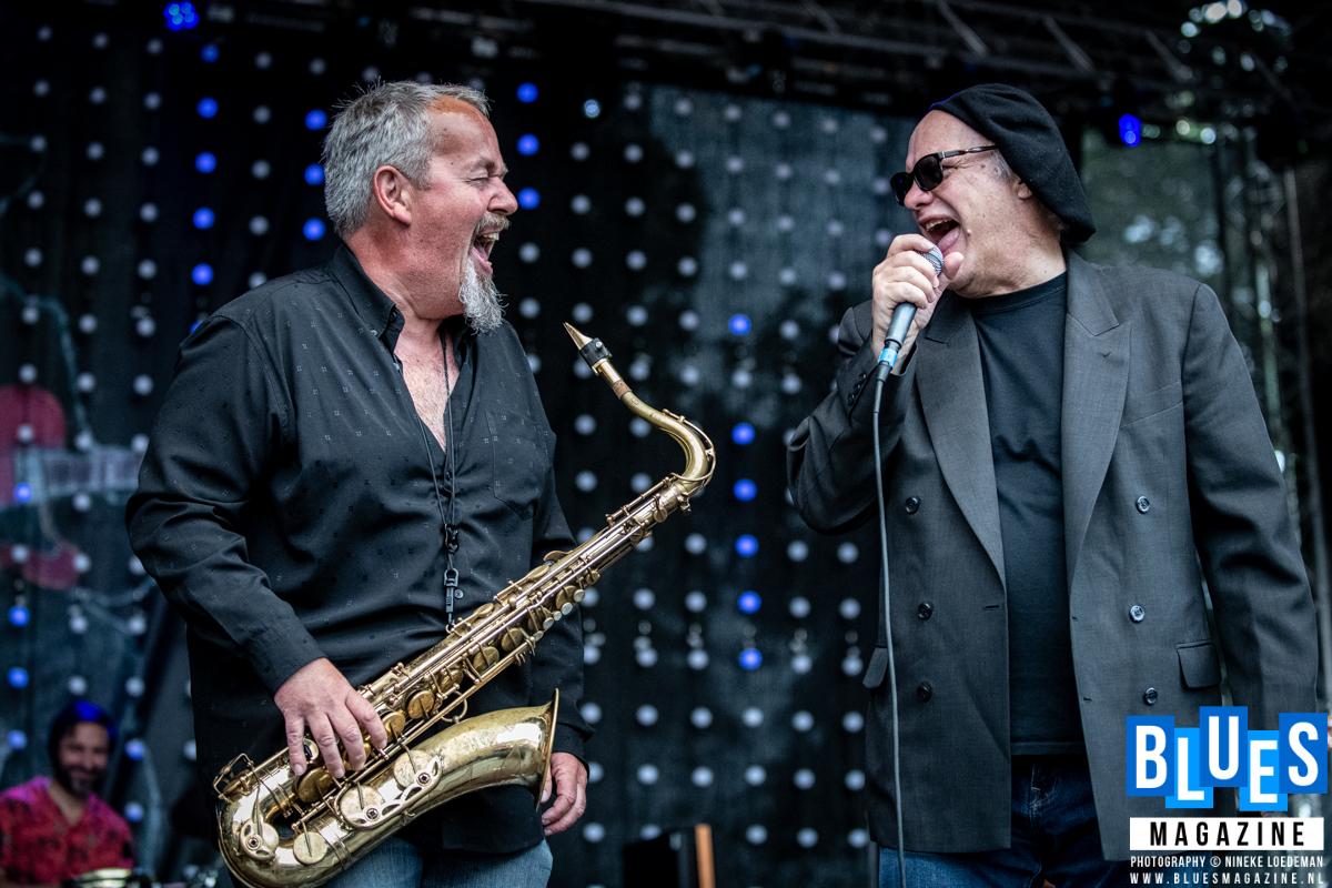 Curtis Salgado Band @ Grolsch Blues Festival 2019-18
