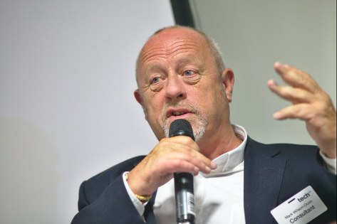 SES Ultra HD Conference, TechUK 13 June 2019 - Mark Wilson-Dunn, consultant