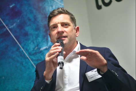 SES Ultra HD Conference, TechUK 13 June 2019 - Richard Lindsay-Davies, CEO, DTG