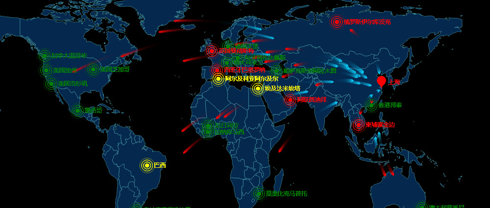 意外發生!大量歐洲網路流量被導向中國長達2小時