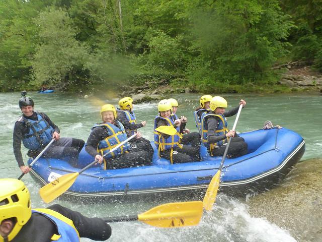 SGW Rafting
