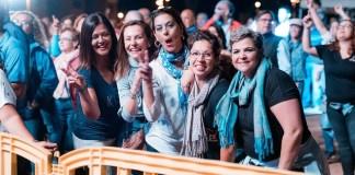 Más de 5000 personas disfrutan del primer día del Festival Musical La Guancha 2019