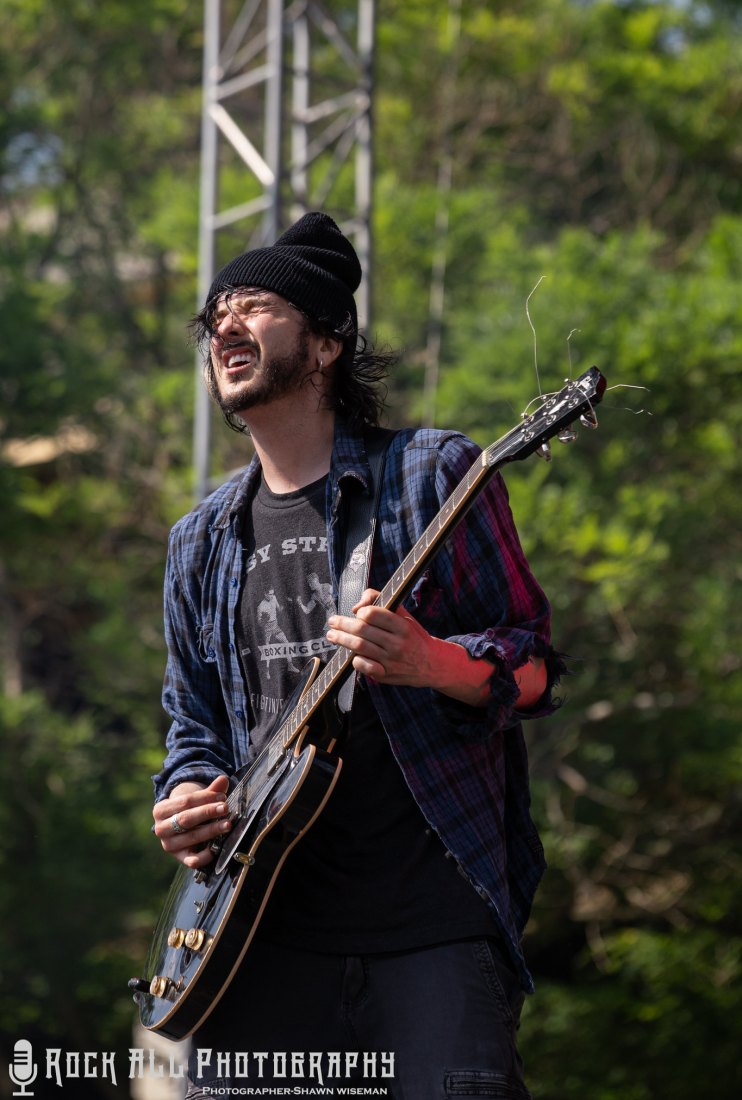 Reignwolf Bunbury Music Festival 2019 - Day 3