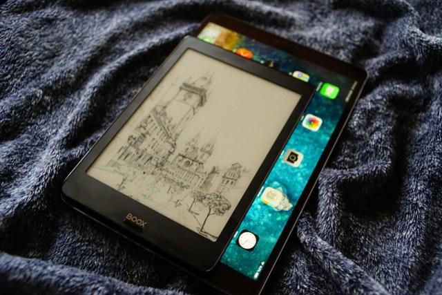 Onyx Boox & iPad