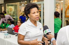 Mobile Money Guyana, Manager, Nicola Dugun