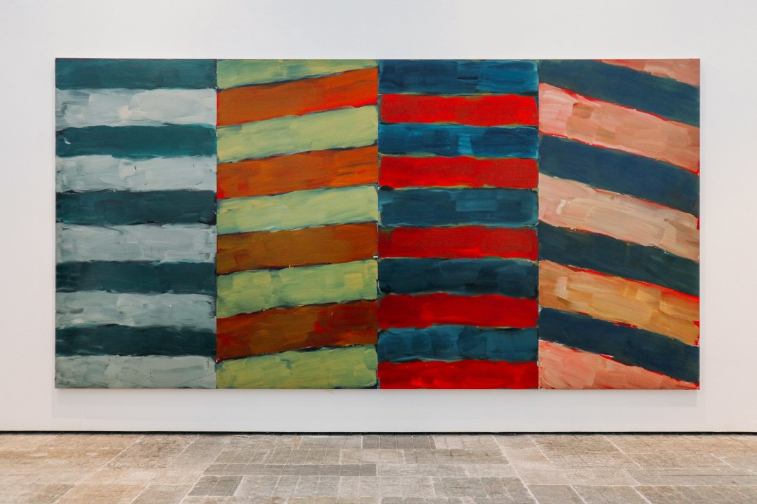 Landline, Sean Scully