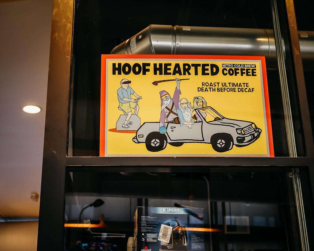 hoof hearted