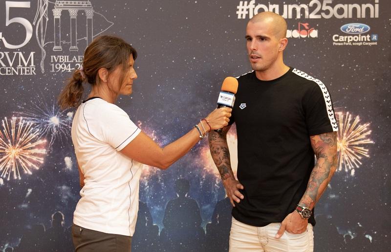 Bruno Fratus, la video intervista per Corsia4