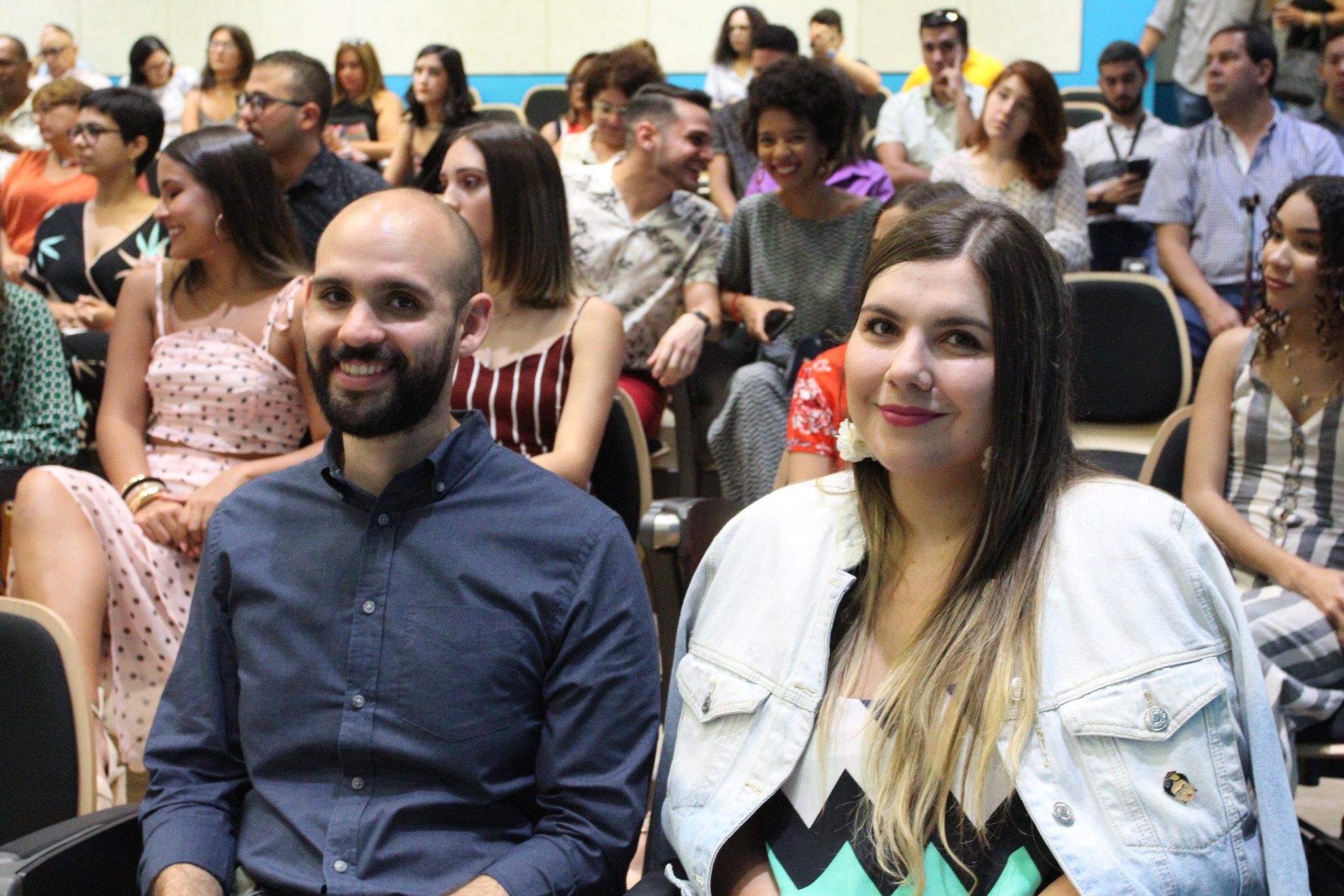 Estudiantes graduados del programa de Maestría