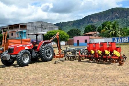 Fazendas produtivas de Ipu