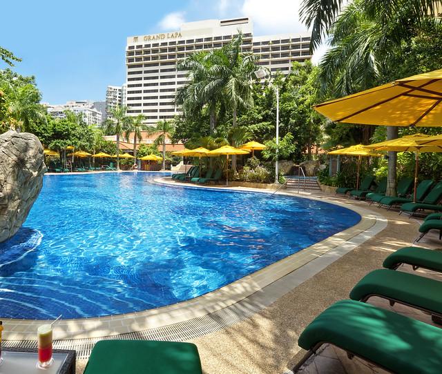 3. 五星級度假村 Resort at Grand Lapa Macau